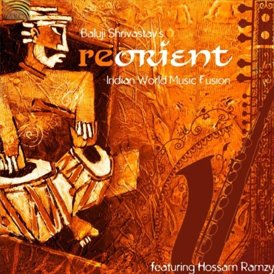 Indian World Music Fusion Re-Orient