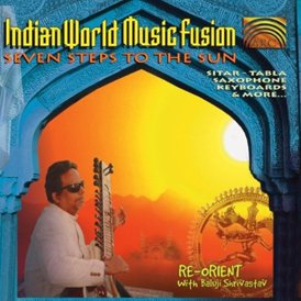 Indian World Music Fusion Seven Steps To Heaven