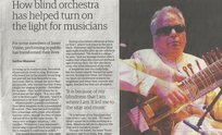 Baluji in the Guardian