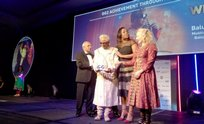 baluji shrivastav, obe, GG2 awards